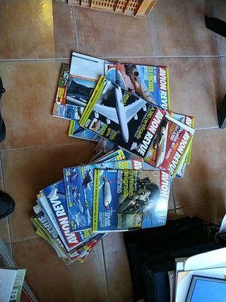 colección avion revue revistas