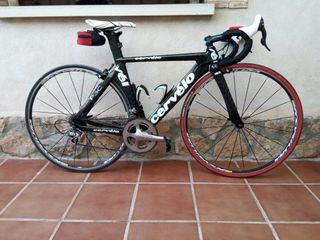 Bicicleta Carretera Cabono talla S