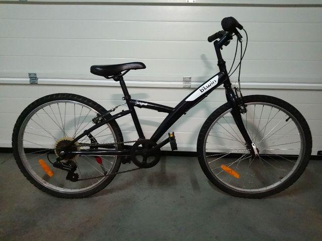 Bicicleta niño, niña.