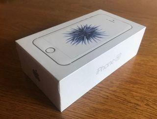 iPhone SE , Silver, libre NUEVO