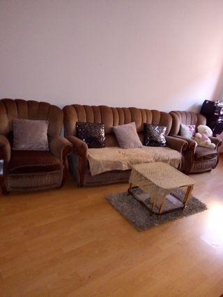 sofa de 3 plazas i de 2 sueltos