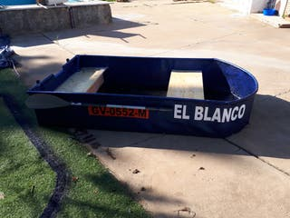 barca de fibra