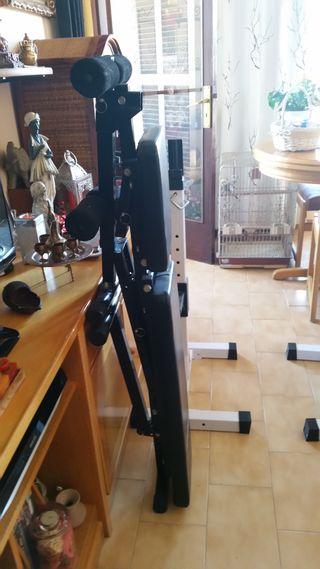 Equipo para hacer pesas