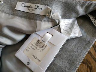 Falda vintage Christian Dior T.40