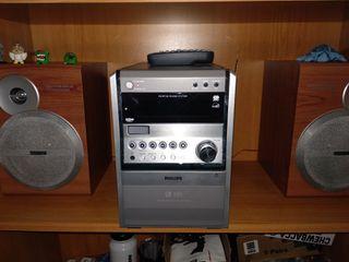 Philips mcm 720, usb como nueva.