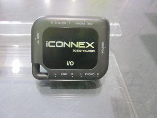 Tarjeta de sonido Externa USB iCONNEX IKEY AUDIO