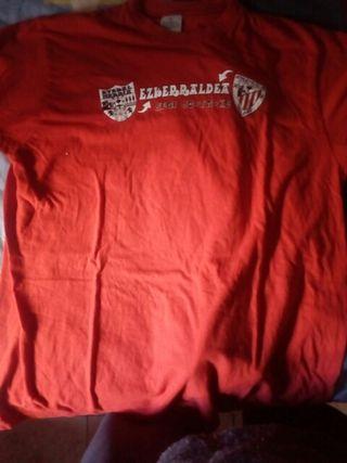 Camisetas athletic de segunda mano en Zaragoza en WALLAPOP adc288ef3d74d