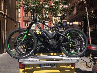 Bicicleta eléctrica mondraker e-vantage R+