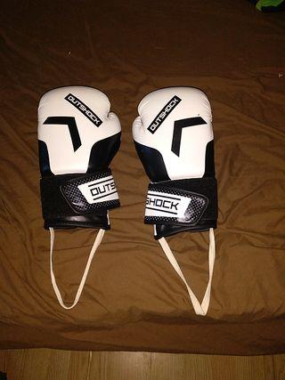 boxeo guantes