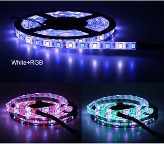 Kit tira LED RGBW 5050