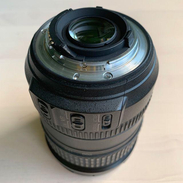 Objetivo Nikon 18-200 VR