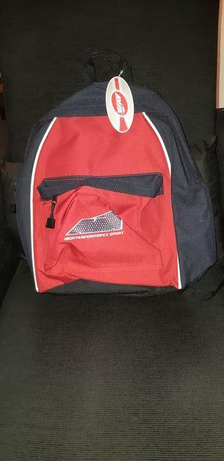 rebaja mochila avia con etiqueta