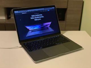 MacBook Pro 13 con Touchbar