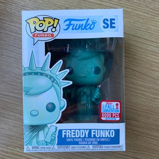 Freddy Funko (Exclusivo NYCC) Funko POP!
