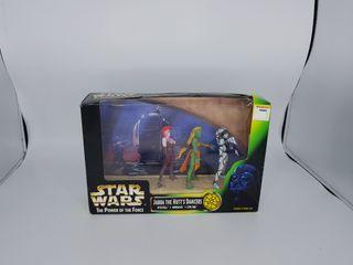 Bailarinas de Jabba - Figuras de Star Wars