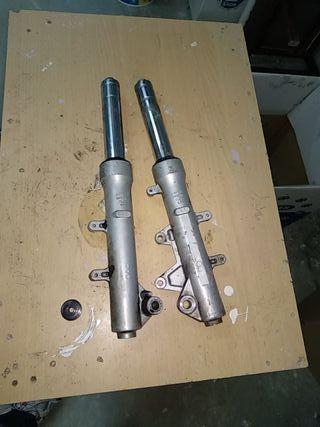 amortiguadores delanteros Daelim s2 125