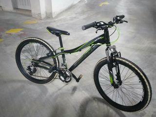 bici niño 24 pulgadas, marca coluer.