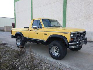 Ford F150 Pick Up V8 1984
