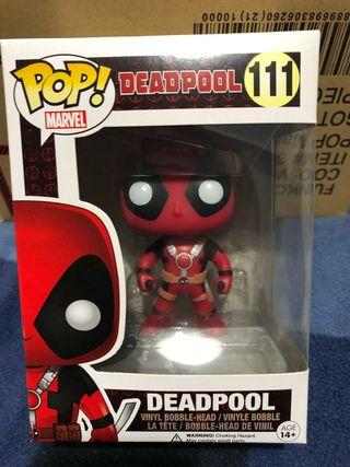 Funko Pop! Deadpool (111)