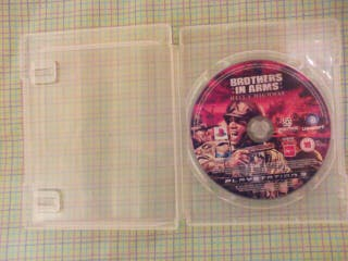 Juego PS3, BROTHERS IN ARMS