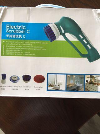 Brosse électrique de nettoyage
