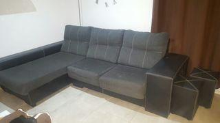 cheslong sofá