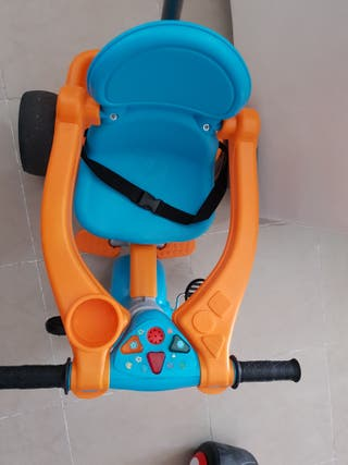 triciclo baby play music
