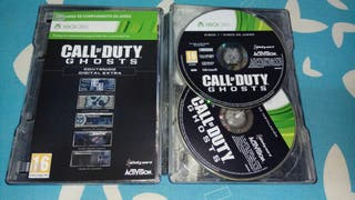 call of dutty Ghost Xbox 360