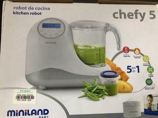 Robot de cocina sin usar