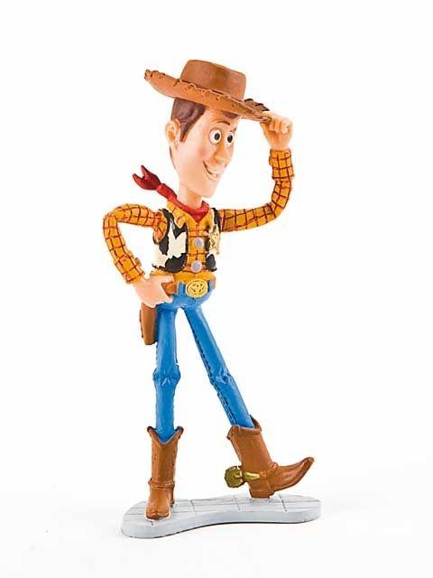 Toy Story-Figuras-Woody + Buzz + Jessie