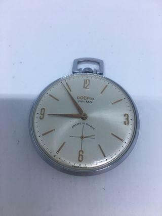 Reloj de bolsillo DOGMA