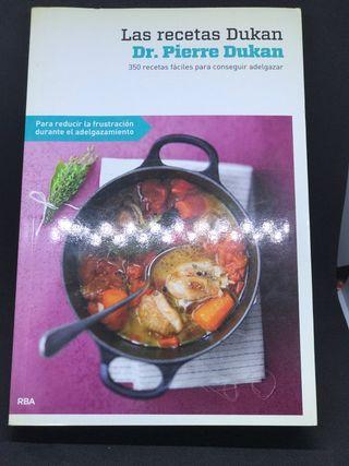La recetas dukan libro