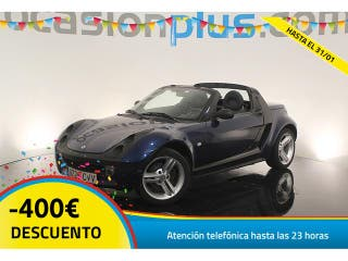 Smart Roadster Targa 45 kW (61 CV)