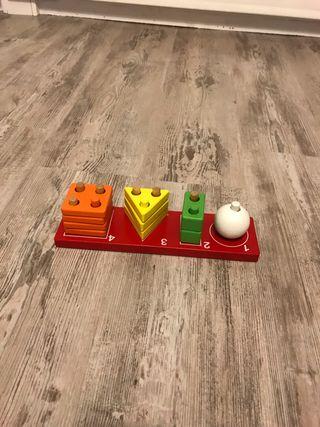 5 Juegos de madera para niños
