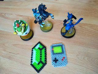 Nintendo Wii U / Switch / 3DS - Figuras amiibo