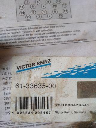 junta de culata Renault laguna 2.2 97