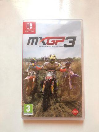 Juego MXGP 3 Nintendo Switch