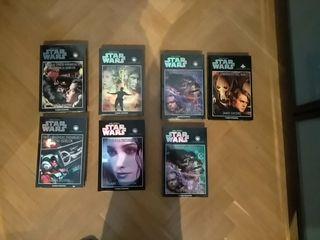 Libros de Star Wars planeta de agostini