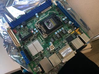 placa base intel
