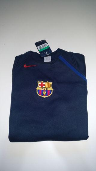 Sudadera Nike Therma-Fit(FÚTBOL CLUB BARCELONA) XL 9751dde1dbd