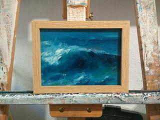 Marinas pintura
