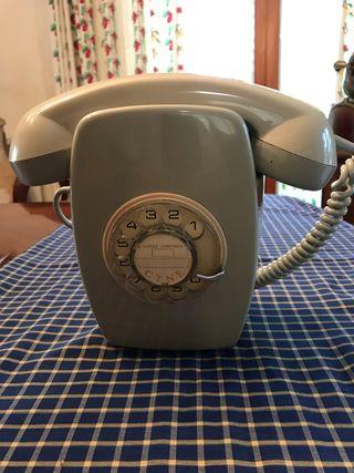 Teléfono vintage Heraldo