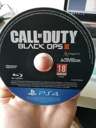 juego play 4 black ops 3 call of duty