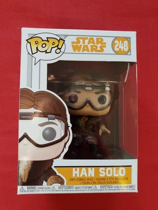 Funko Pop Exclusivo Han Solo