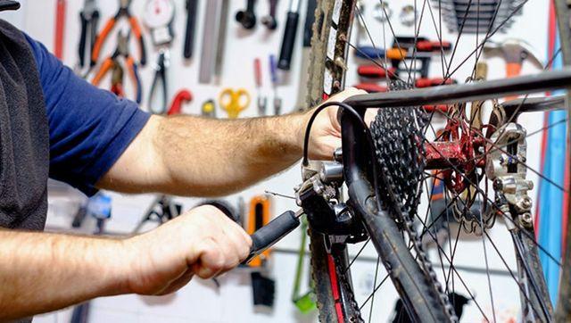 Mecánica de bicicletas a domicilio