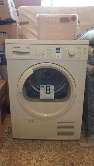 Secadora Bosch.