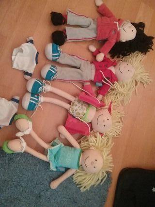 muñecas Amanda de las antiguas