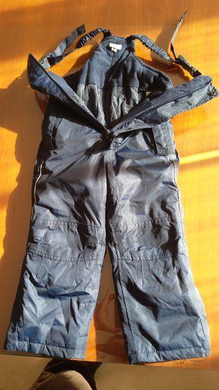 pantalon nieve niño