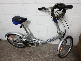 Bicicleta Plegable FOLDING STREET08