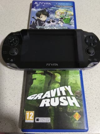 PLAYSTATION VITA PACK